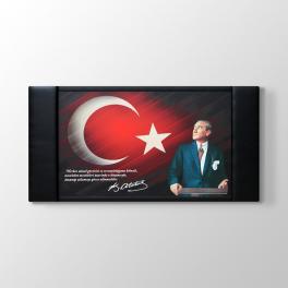 Atatürk Makam Panosu Tablosu