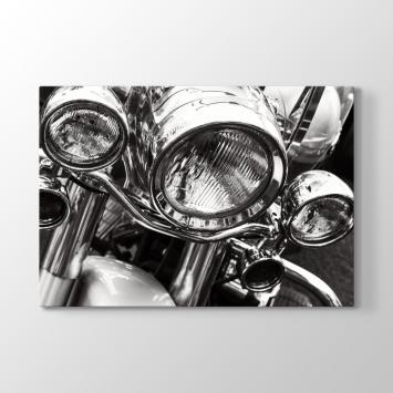 Motorsiklet Farı Tablosu