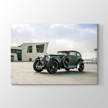 1925 Model Bentley Tablosu