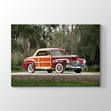 1948 Model Ford Tablosu