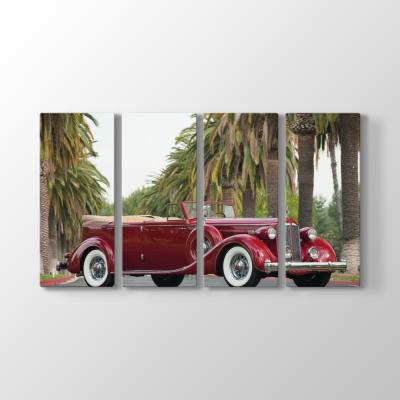 1935 Model Packard Tablosu