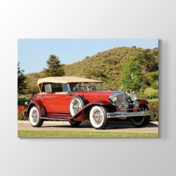 1931 Model Chrysler Tablosu