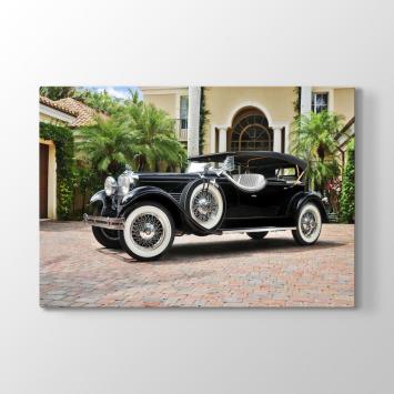 1927 Model Rolls Royce Tablosu