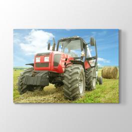 Traktör Çiftçi Tablosu