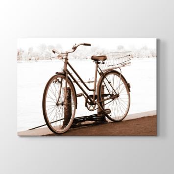 Eski Bisiklet Tablosu
