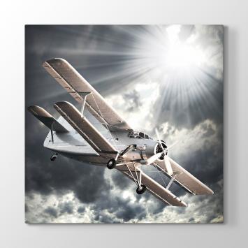Klasik Uçak Tablosu