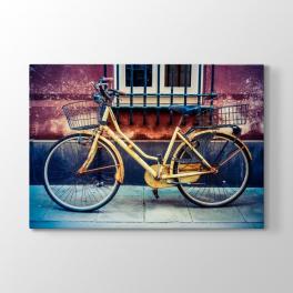 Sarı Bisiklet Tablosu