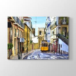 Tramvay ve Sokak Tablosu