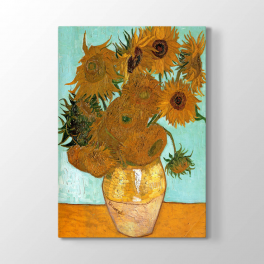 Vincent van Gogh - Les Tournesols Tablosu