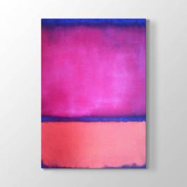 Mark Rothko - Pembe Renkli Tablosu