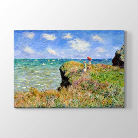 Claude Monet - Manzara Tablosu