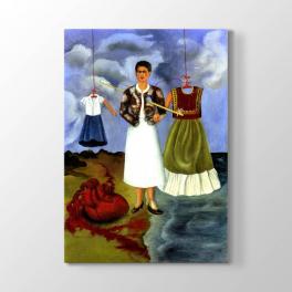Frida Kahlo - Hafıza Tablosu