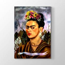 Frida Kahlo - Portre Tablosu