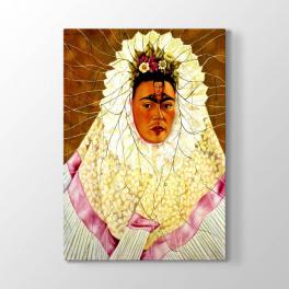 Frida Kahlo - Diego Aklımda Tablosu
