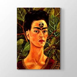 Frida Kahlo - Ölümü Düşünüyorum Tablosu