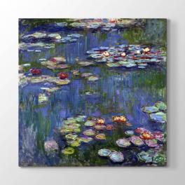 Claude Monet - Su Zambakları Tablosu