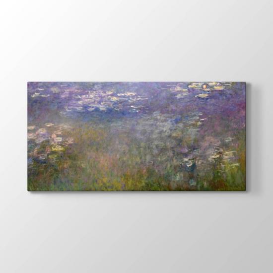 Claude Monet - Empresyonizm Tablosu