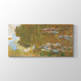 Claude Monet - Nilüferler Tablosu