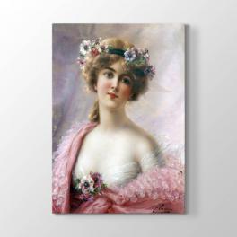Emile Vernon - Yaz Güzelliği Tablosu