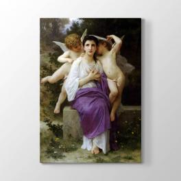 William Bouguereau - Güzel Melekler Tablosu