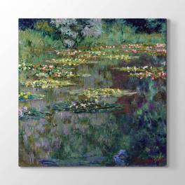 Claude Monet - Gölet Tablosu