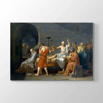 Sokratesin Ölümü Tablosu