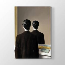 Rene Magritte - Çoğaltılan Olmamak Tablosu