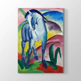 Wassily Kandinsky - Mavi Süvari Tablosu