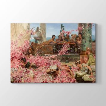 Lawrence Alma Tadema - Güller Tablosu