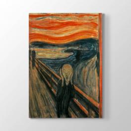 Edvard Munch - Çığlık Tablosu