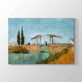 Vincent van Gogh - Arles Köprüsü Tablosu