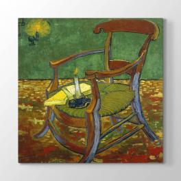 Vincent van Gogh - Gauguinin Koltuğu Tablosu