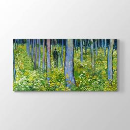 Vincent van Gogh - Orman Tablosu