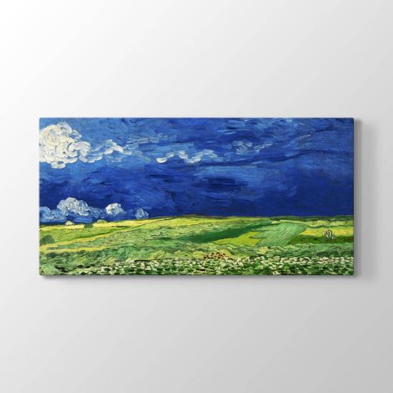 Vincent van Gogh - Fırtına Bulutu Tablosu