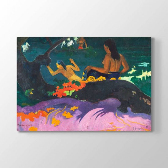 Paul Gauguin - Deniz Tablosu