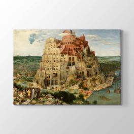Babil Kulesi Tablosu