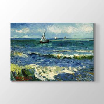 Vincent van Gogh Manzara Tablosu