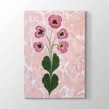 Ebru Çiçek Tablosu