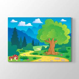 Orman Yolu Tablosu