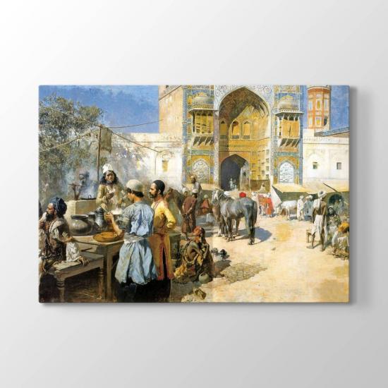 Osmanlı Oryantal Tablo