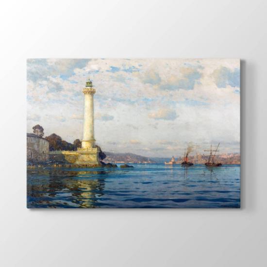 Ahırkapı Deniz Feneri Tablosu