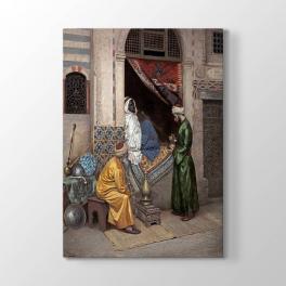 Osmanlıda İbrikciler Tablosu