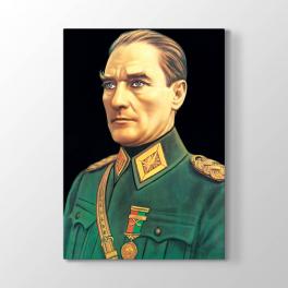 Mareşal Mustafa Kemal Atatürk Tablosu