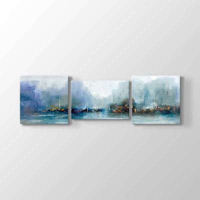 Dekoratif Gemiler Tablosu