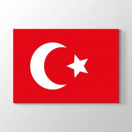 Osmanlı Devleti Bayrağı Tablosu