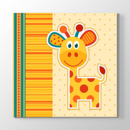 Zürafa Tablosu