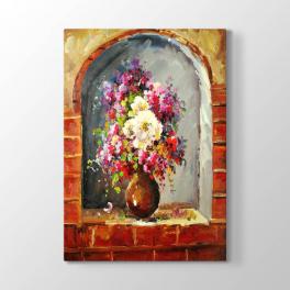 Vazodaki Çiçek Tablosu