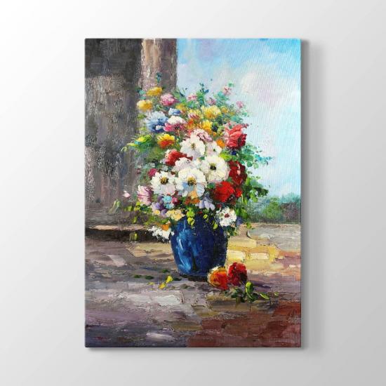 Çiçek Demeti Tablosu