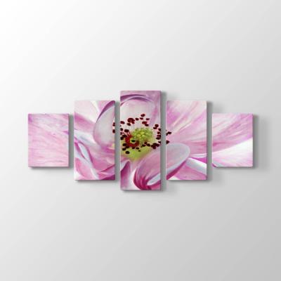 Pudra Rengi Çiçek Tablosu