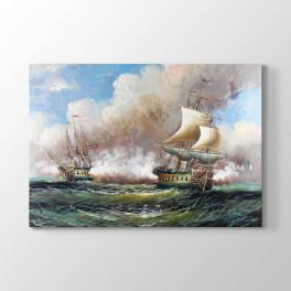 Topçu Gemileri Tablosu